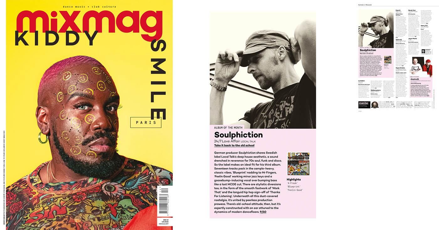 Mixmag UK – Print Review