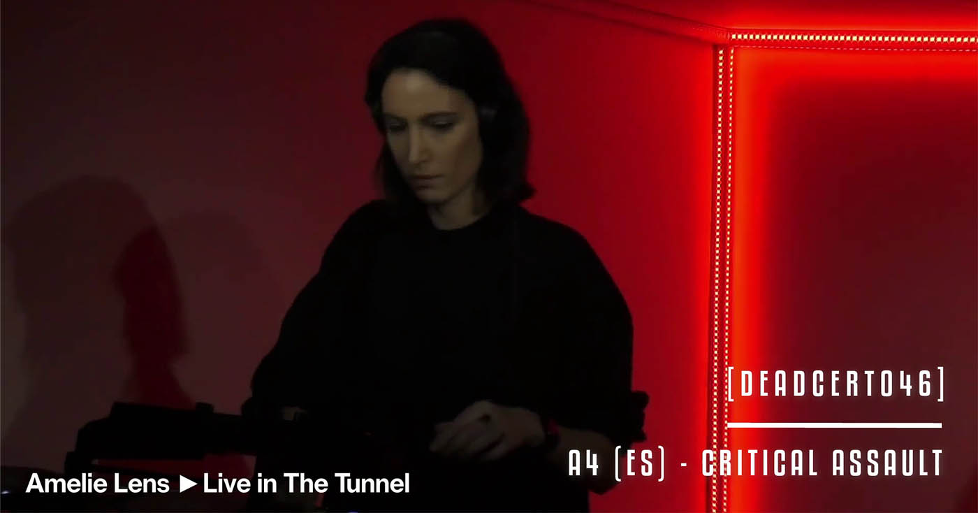 Amelie Lens @ The Tunnel