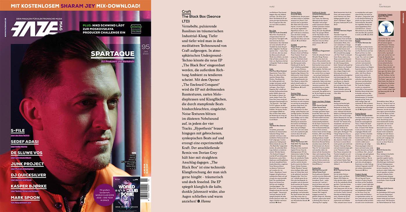 FAZE Mag – Print Review