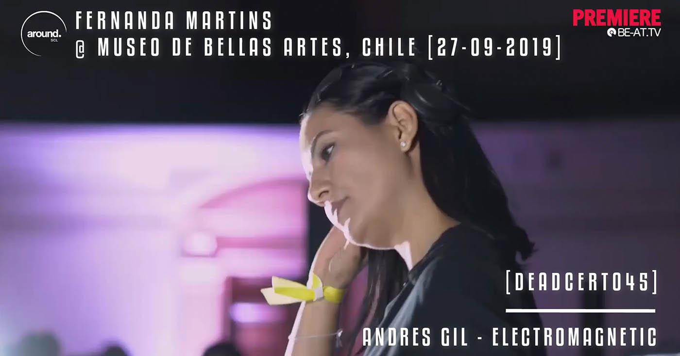Fernanda Martins @ Museo de Bellas Artes
