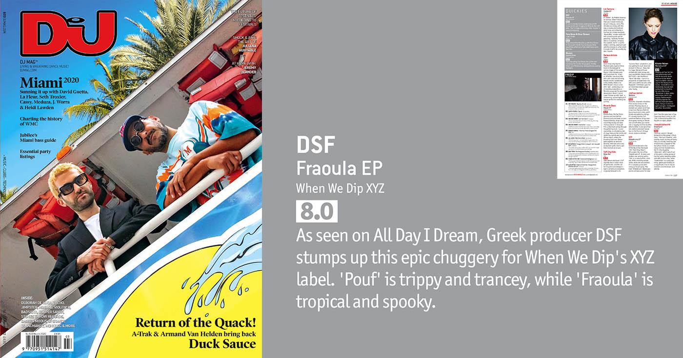 DJ Mag UK – Print Review