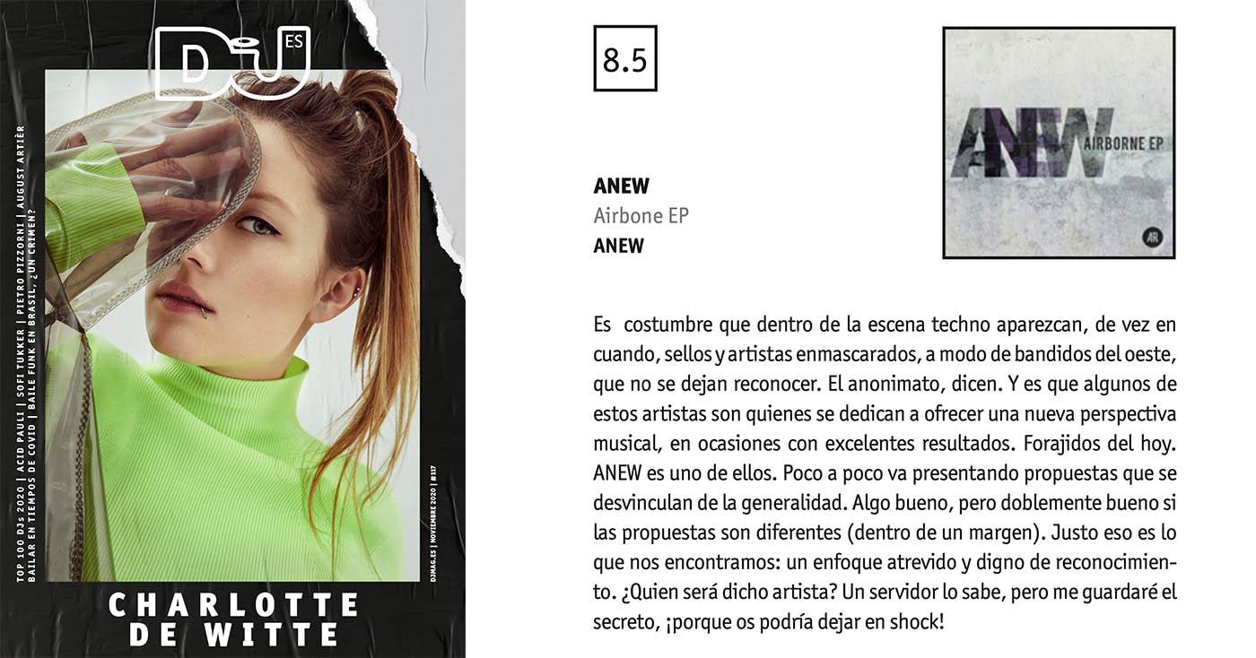 DJ Mag ES – Print Review