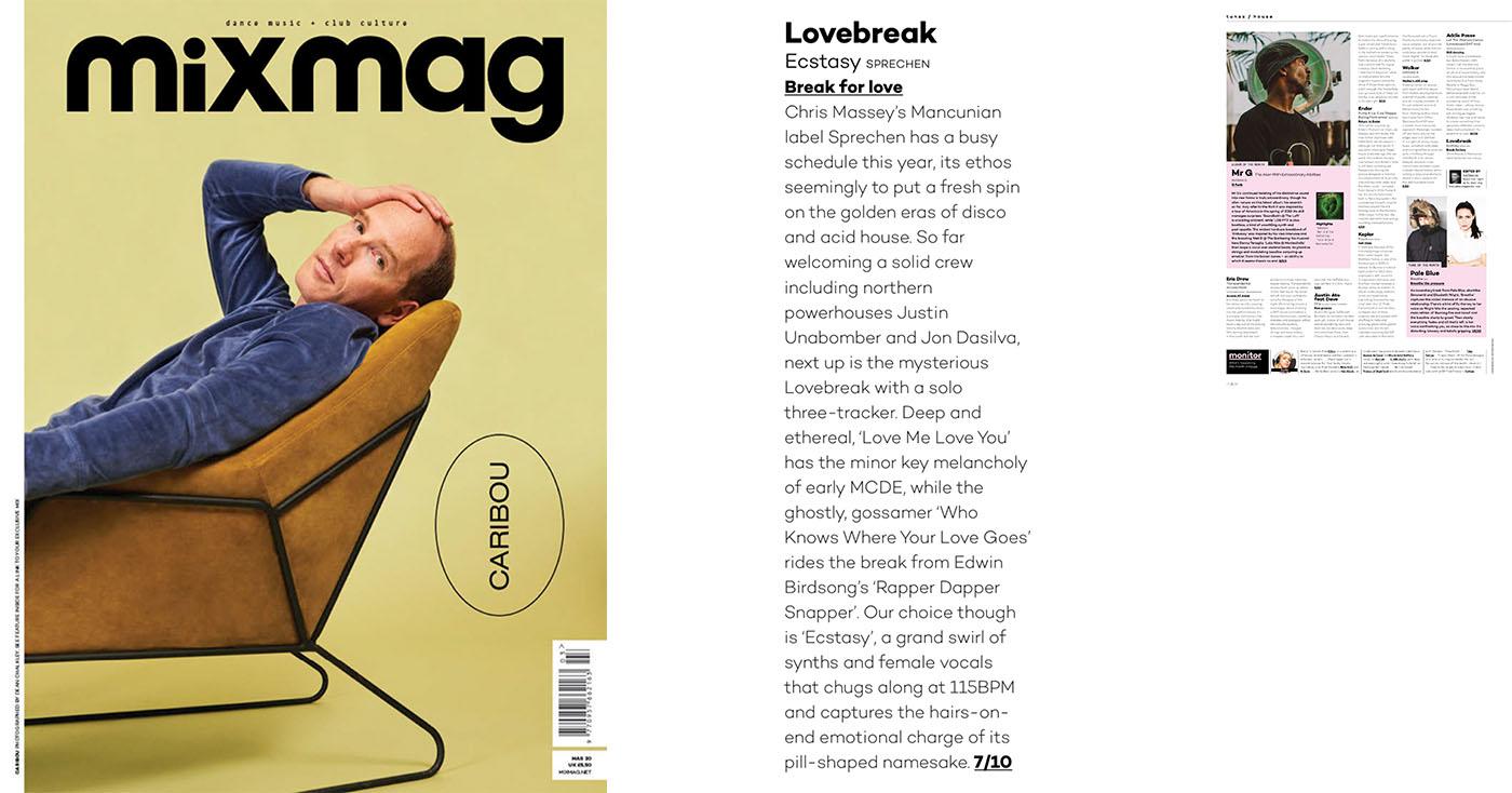 Mixmag UK – Print Review